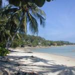 The Spa Villas share this lovely secluded beach in the northern part of Lamai beach...