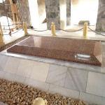 Kwame Nkrumah's tomb in Accra
