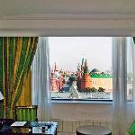 Room 1007 and view of Red Square