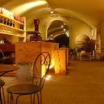 Wine bar & snacks