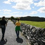 Visiting Caherconnell Stone Fort