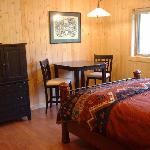 Chequamegon guest room