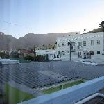 View of table mountain from Master Suite at 96 Loader