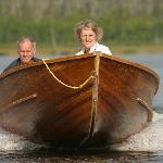 Fishing Boats at Errington's Wilderness Island REsort