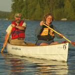 Canada Canoe Vacation at Errington's Wilderness Island Resort