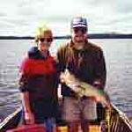 Canada Walleye Fishing Vacation at Errington's Wilderness Island Resort