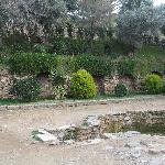 Lugar aonde tinham os batismos