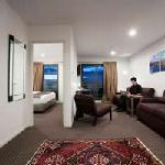 fully furnished hotel apartment