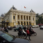 located just minutes from the Hanoi Opera House