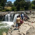 fun at haruru falls