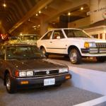 One of the first Ford Escorts & one of the first Honda Accords