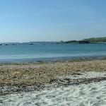 PORTHMELLON BEACH