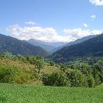 visite petit village montagne