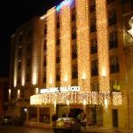 illuminations de l hotel pour noel