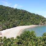 Strand nahe des Leuchtturms im Süden der Insel