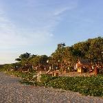 Abendstimmung am Klong Nin Beach