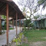 Bungalows at the Lodge