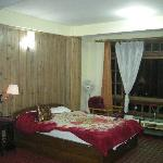 Decent and Spacious Rooms