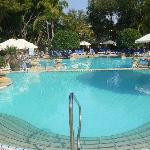 piscine du corinthia