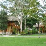 Foto de Chicanna Ecovillage Resort