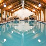Largest Indoor Heated Pool