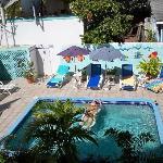 The dip pool