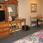 another view of motel room