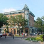 THe Linden Hotel in Old Town Fort Collins.  As a child I lived here with my parents for about a