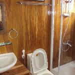 Toilet and bath La bella Casa