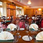The Dining Room at The Damson Dene