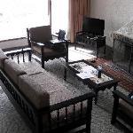 Cabana's living room