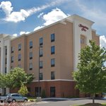 The brand new Hampton Inn Greenville