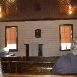 Inside of Elvis church