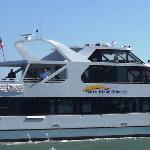 The Marco Island Princess Returns from a Lunch Cruise