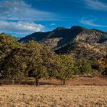 Chiricahua Mountains in southeastern Arizona