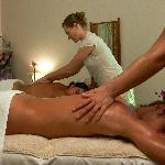 The Spa Orania is a very popular way to relax in the rainforest