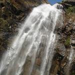 Beautiful Water fall near by