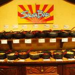 25 kinds of salsa