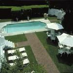 Heated Pool and Gardens