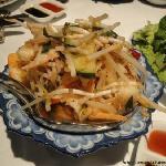 Shrimp Lemongrass Salad