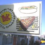 BK Tacos & Sonoran hot dogs, yum