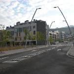 """gelegen in een (op 30 Sep 2009) verlaten """"spookstad""""!"""