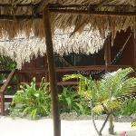 Our Cabana Deck