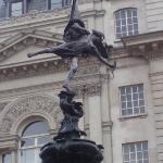 Eros de Piccadilly Circus