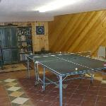 games room and library