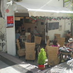 OUTSIDE CAFE 5