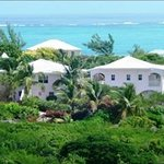 Beachfront Villas directly on Grace Bay Beach and Atlantic Ocean