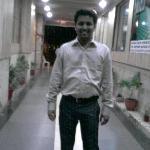 Myself In Manvins Loby