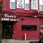 The exterior of Vivio's in the Eastern Market.