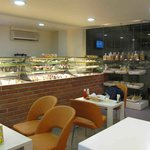 French Loaf - Interior